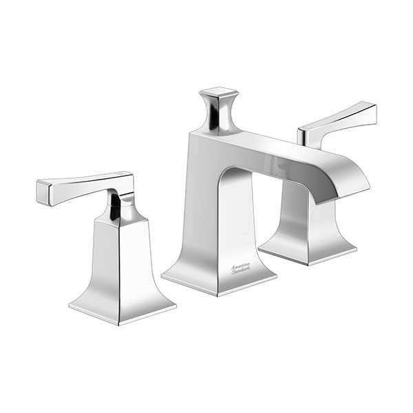 3-Hole Basin Mixer with Pop-Up Drain